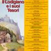 """Iniziativa """"Il Lodigiano e i suoi Tesori"""" (Lodi e altre città della provincia, 20 marzo – 20 giugno 2011)"""